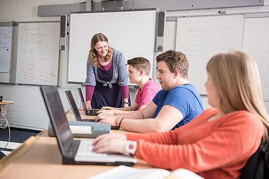 Werkrealschule - SRH Stephen-Hawking-Schule