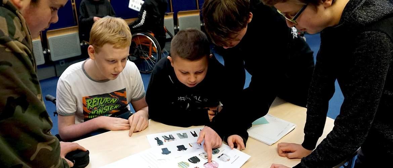 Berufsberatung SRH Stephen-Hawking-Schule