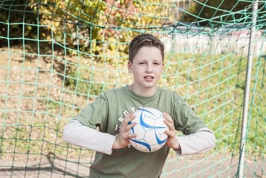 Fussball SRH Stephen-Hawking-Schule