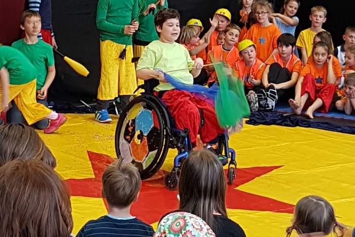 Grundschule Zirkus SRH Stephen-Hawking-Schule