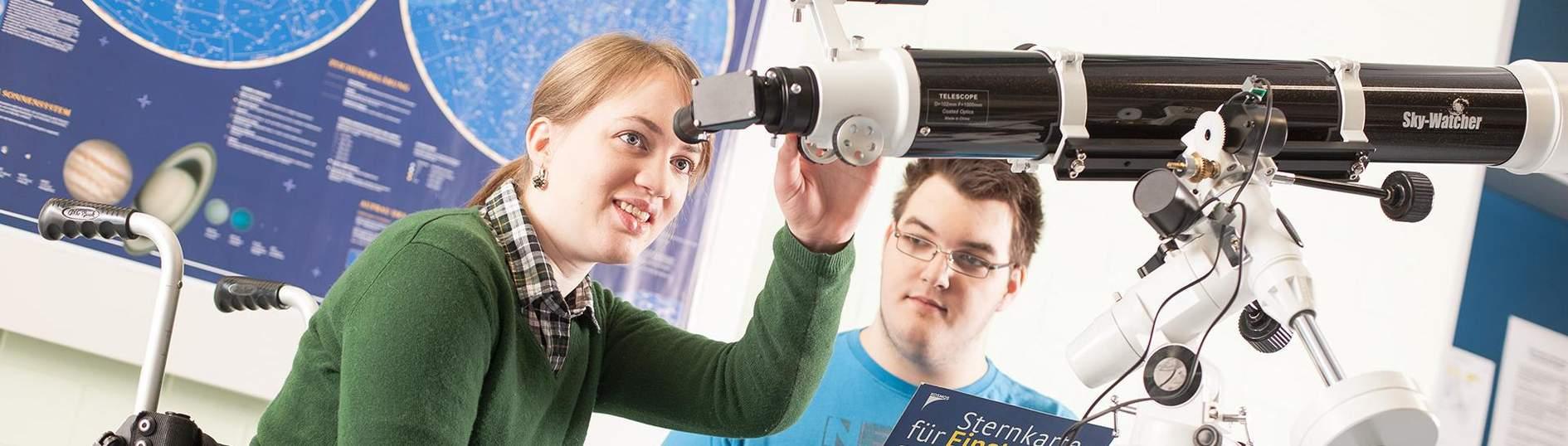 Allgemeinbildendes Gymnasium - SRH Stephen-Hawking-Schule