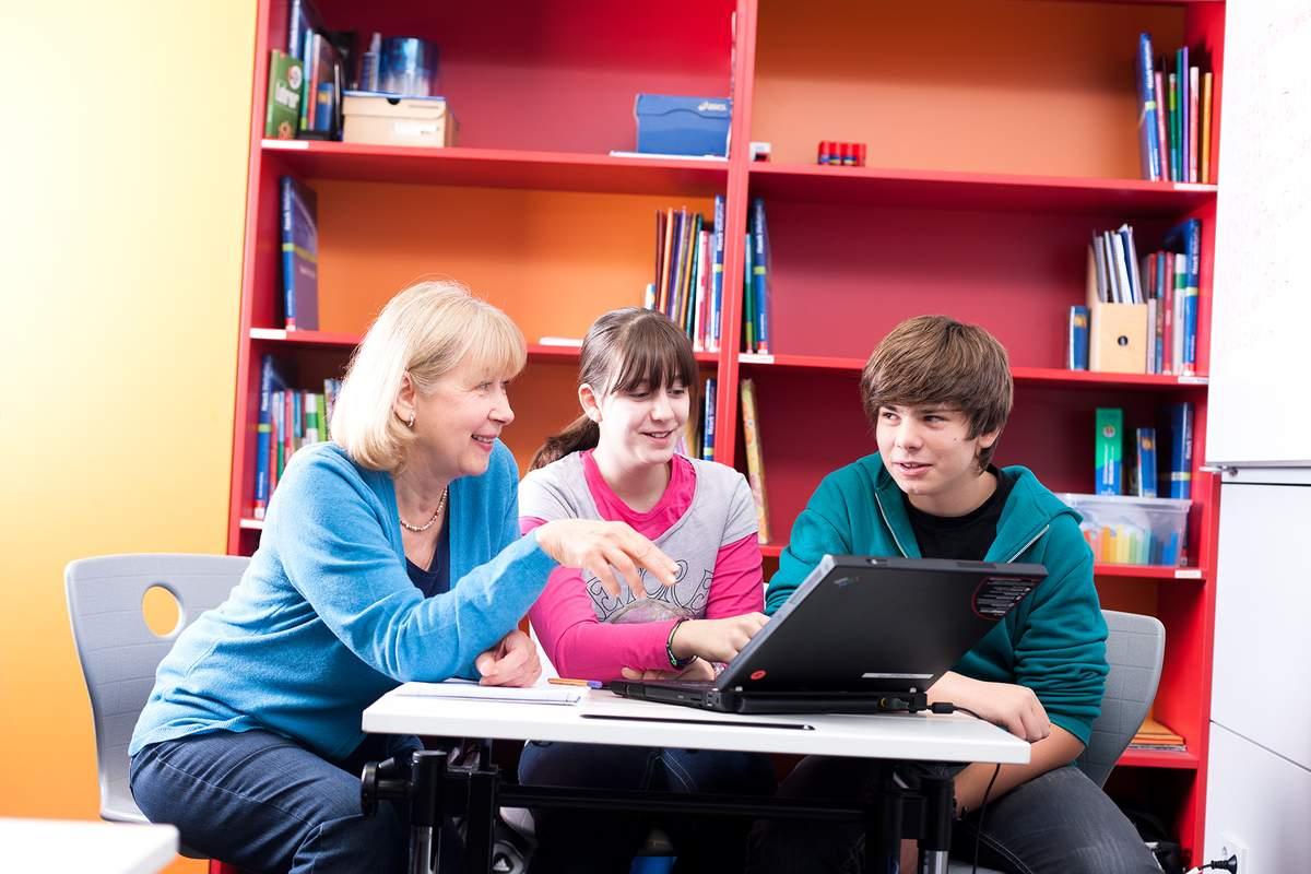 Unsere Werte und Regeln - SRH Stephen-Hawking-Schule