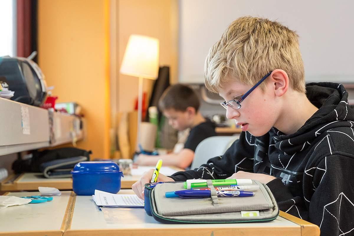 Titelbild Gemeinsam Lernen - SRH Stephen-Hawking-Schule