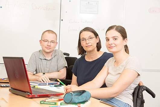 Sozialwissenschaftliches Gymnasium - SRH Stephen-Hawking-Schule
