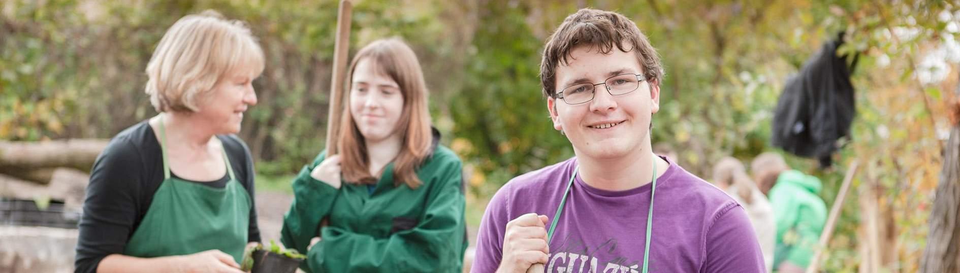 Vorqualifizierungsjahr VAB Beruf/Arbeit - SRH Stephen-Hawking-Schule