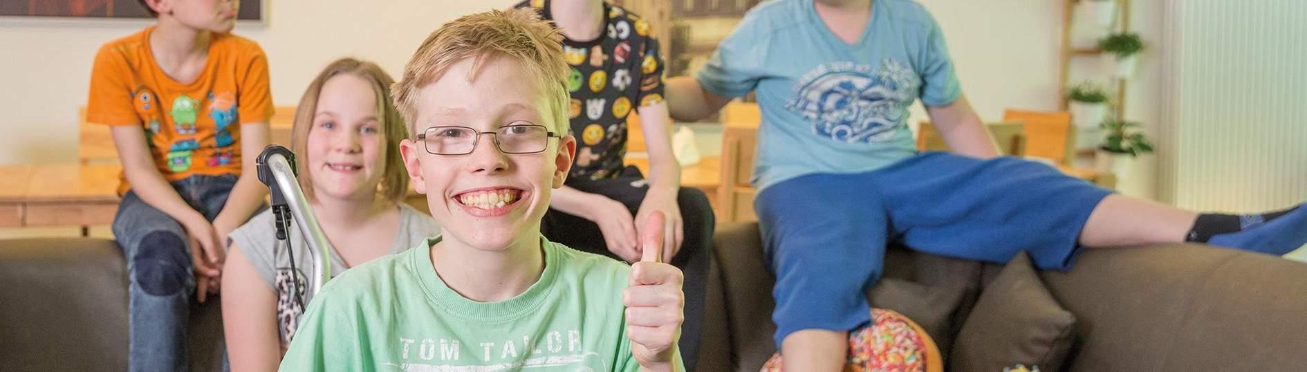 Leben im Internat - SRH Stephen-Hawking-Schule