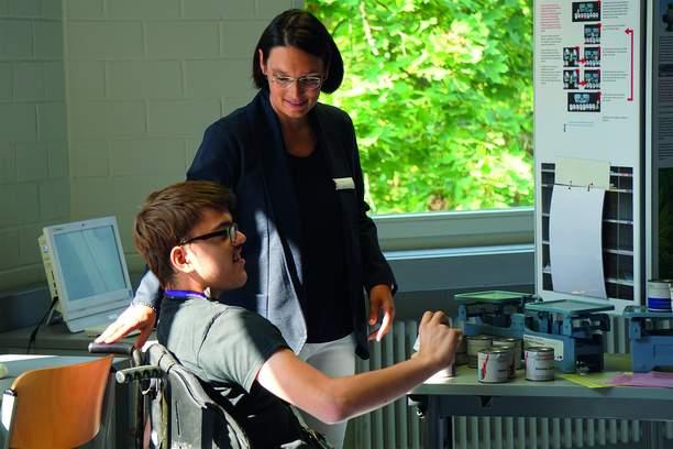 Abenteuer Informatik SRH Stephen-Hawking-Schule
