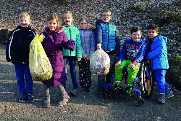 Kein Plastikmüll UNESCO Projektschule SRH Stephen-Hawking-Schule