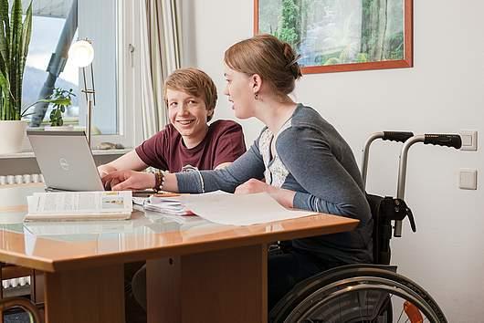 Leben im Internat: WLAN - SRH Stephen-Hawking-Schule