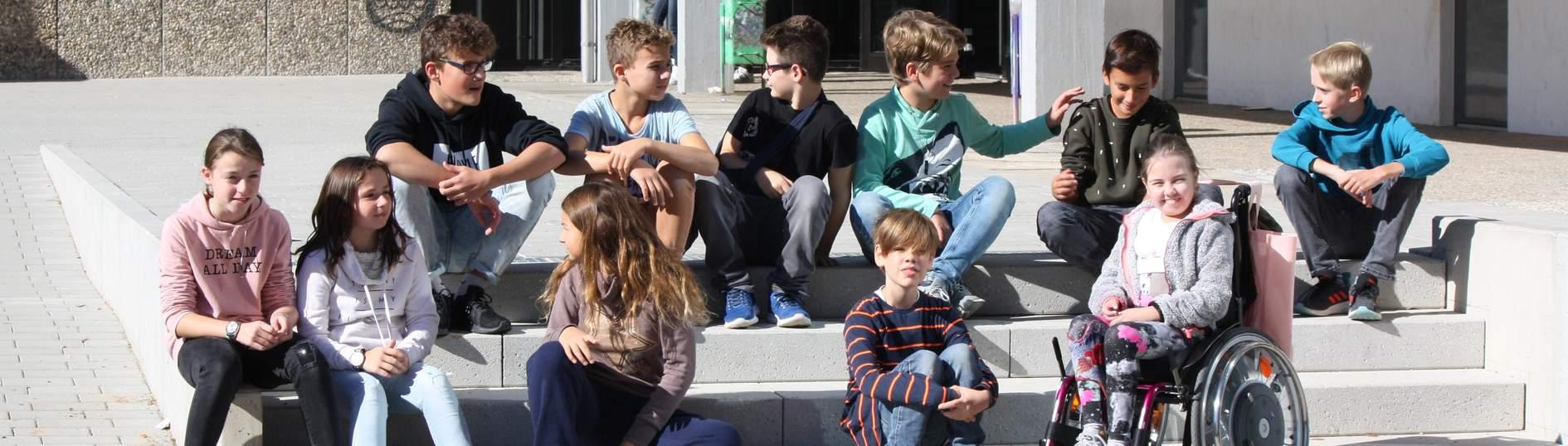 Unsere Schule in Bad Wimpfen