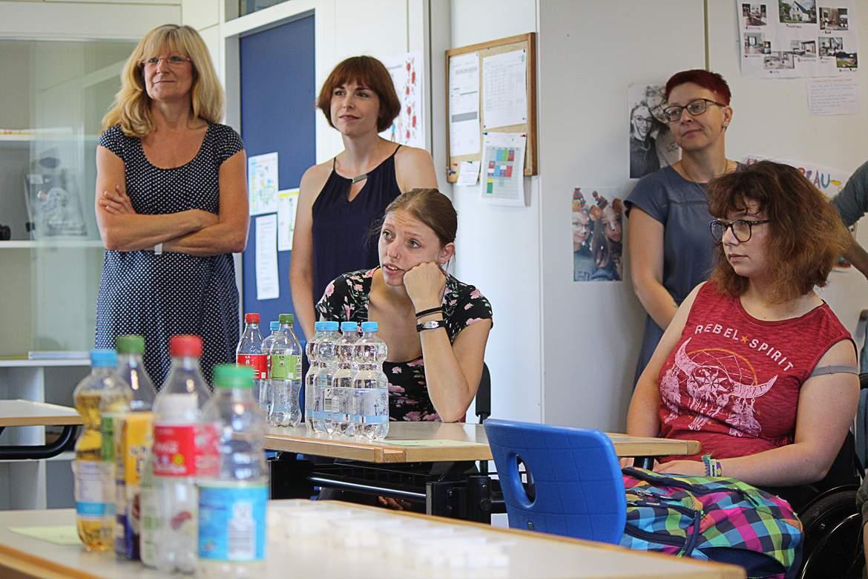 Sonderberufsfachschule SRH Stephen-Hawking-Schule