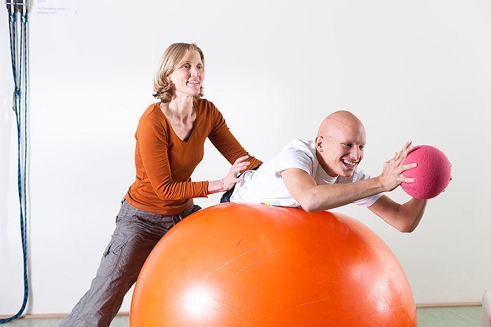 Physiotherapie - SRH Stephen-Hawking-Schule